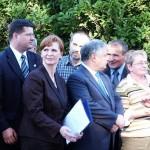 Uroczystości z okazji rocznicy Czerwca 1976 w Ursusie