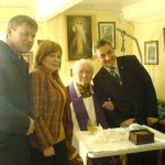 Podczas wyborów na Litwie miałam szansę poznać Wielkiego Człowieka Józef Obrembski: Prałat