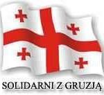 Solidarni z Gruzją