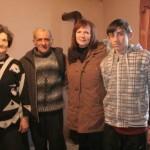 Nowy dom rodziny Timuriego, który w Polsce przeszedł operacje, dzięki której odzyskał słuch.