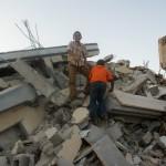 Palestyna zniszczenia. Wielu ludzi wciąż żyje na gruzach własnych domów.