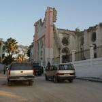 Zniszczeniu uległa Katedra Notre-Dame w Port-au-Prince – katolicka świątynia w Port-au-Prince, kościół katedralny katolickiej archidiecezji Port-au-Prince.