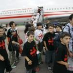 Dzieci z Gruzji już w Polsce