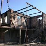 Gruzja zniszczenia