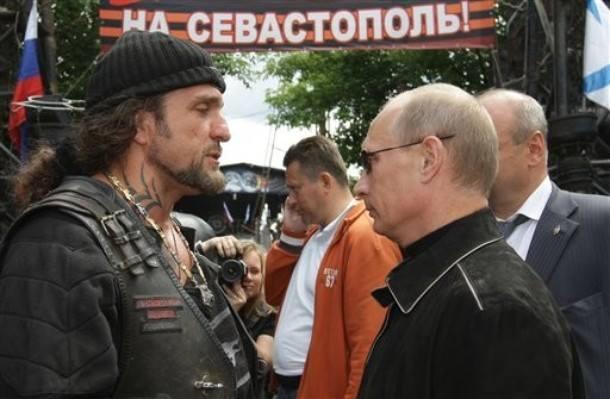 Chirurg z Putinem