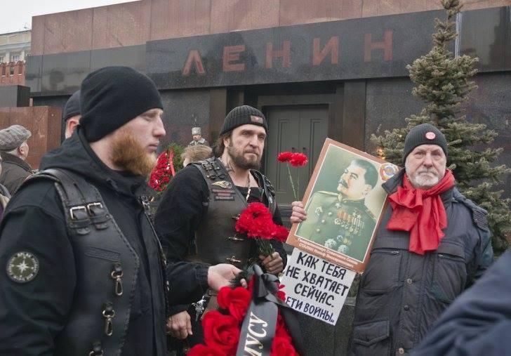 Wilki u Stalina